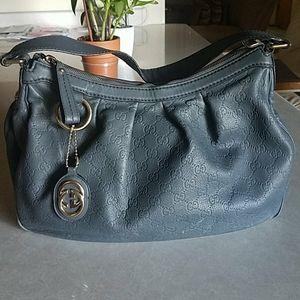 Gucci Shoulder Bag- Leather